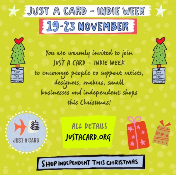 Just A Card - Indie Week