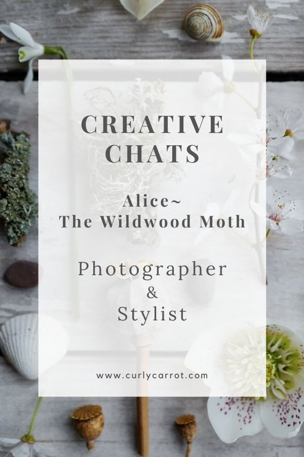 Creative Chat with photographer & Sylist| Curly Carrot