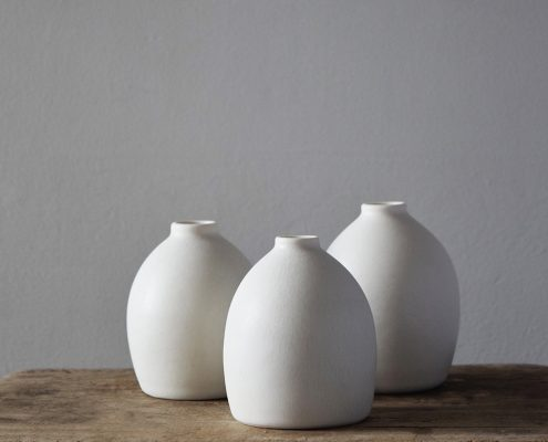 Product photography of ceramics for Lewes Map store by Dorte Januszewski