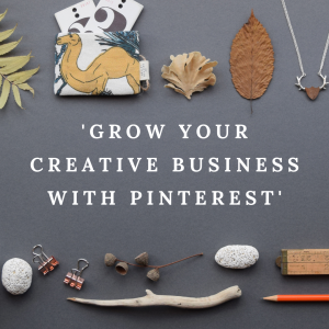 Pinterest Online Course for Creative Business Owners by Curly Carrot