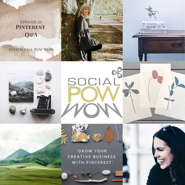 February WOW list Pinterest inspirations| Social Pow Wow