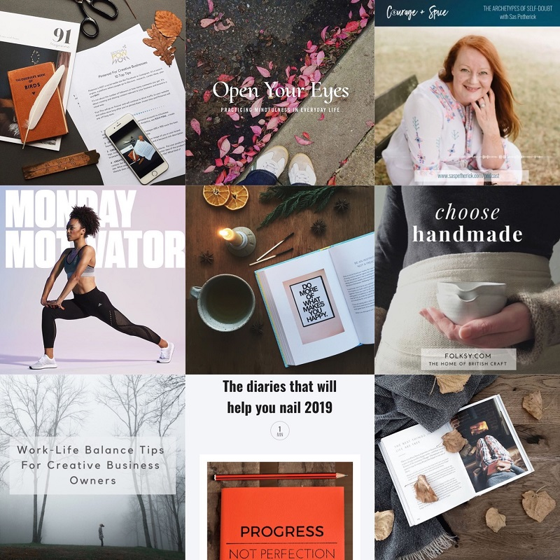 Social Pow Wow book, podcast, recommendations for Creatives from December