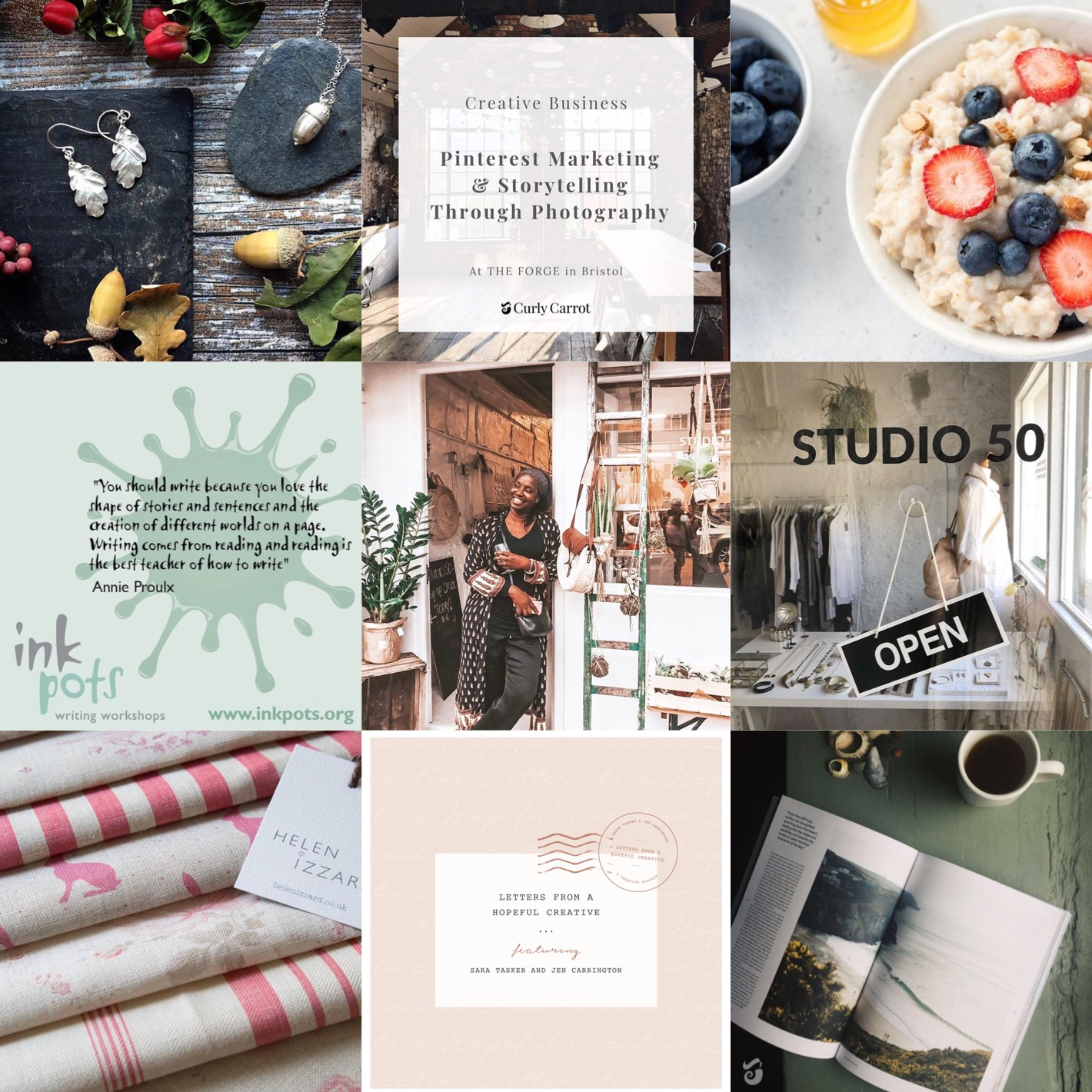 Curly Carrot WOW List 13 - What we loved in September